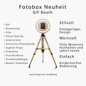 gifbooth 300x300 - Fotobox für die Hochzeit