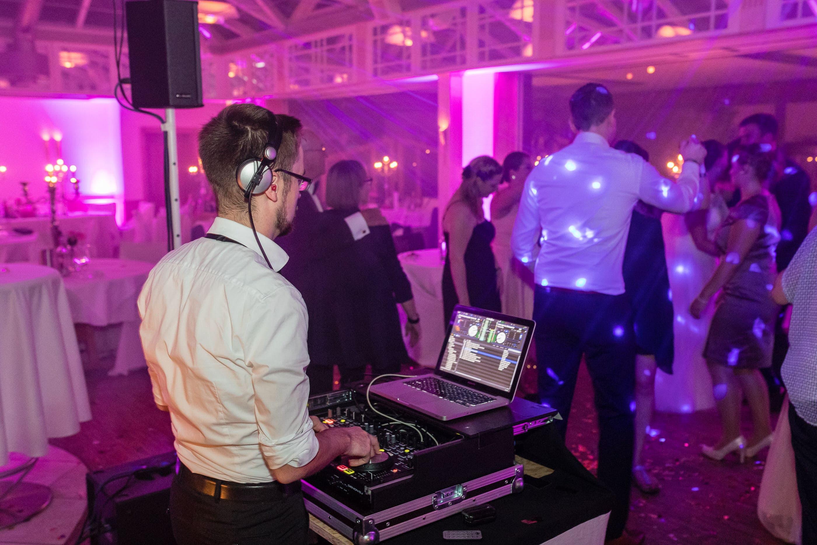 DJ für die Hochzeit